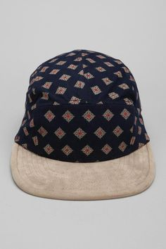 Rosin Foulard 5-Panel Hat #urbanoutfitters