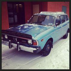 1979 Subaru Wagon GL 4WD