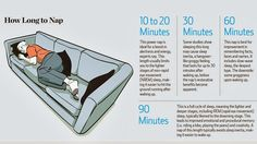 How Long to Nap for the Biggest Brain Benefits #health #sleep #nap