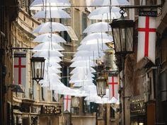 Via Luccoli - Genova, Italy Alleyway, Italy Travel, Beautiful, Home, Italia, Places, Genoa, Italy Destinations
