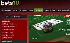Sizler hala en iyi casino oyunları oynayabileceğiniz siteleri ararken devreye tam bu sırada bizler girmek istedik. Tercih etmeniz gereken sitelerin başında gelen best10 casino sitesi tüm duygularınızı kendine getirecek kıpır kıpır haliyle sizleri bekliyor. Best10 casino oyunları konusunda uzun zamandır en iyisini yapmaya çalışan gazino sitelerinin başında yer alıyor. Bunu da tabi geleceği düşünerek hareket etmelerine bağlıyorlar.