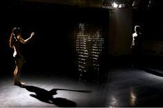 Performative Light Installation Mirrors Human Movement [Video]