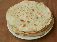 Мексиканская лепешка тортилья, рецепт с фото.