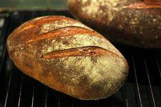 Home made bead Czech Recipes, Old Recipes, Bread Recipes, Recipies, Prague Food, Bread And Pastries, Home Baking, Ciabatta, Sourdough Bread