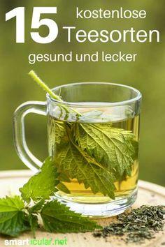 Wie man hausgemachten grünen Tee macht, um Gewicht zu verlieren