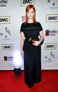 Engaging Christina Hendricks ...  Beautiful celebrities...   She starred as Alicia in The Family Tree (2011)