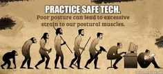 Practice Safe Tech... Get adjusted! Halo Chiropractic (323)874-2225