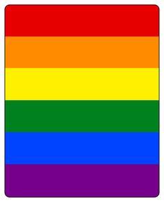 Rainbow Pride Wine Bottle Label - OnlineLabels.com