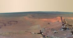 view from mars - Google Search