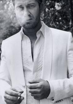 Gerard Butler. My favorite man.
