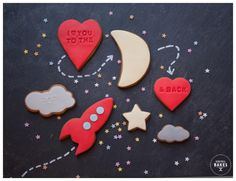 New Valentines Collections! - Honeywell Bakes | Iced Biscuits and Baking Kits