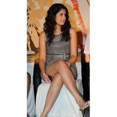 Deeksha Seth extreme thigh and leg