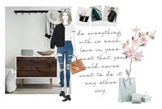 """""""Untitled #383"""" by debysilviaa ❤ liked on Polyvore featuring Topshop, Michael Kors, Whistles, Monki, Quay and Just Diamond"""