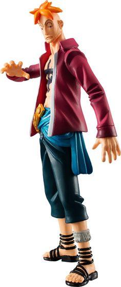 "One Piece ""Hybrid Grade Whitebeard Pirate Crew"" figure set Model One, Figure Model, Anime Figures, Action Figures, One Piece Figure, Tokyo Otaku Mode, Anime Toys, Kawaii Stuff, Anime Japan"