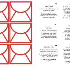 Produkt - ŠIPKOVANÁ - hra do přírody Symbols, Peace, Sobriety, Glyphs, World, Icons