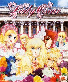 Lady Oscar!