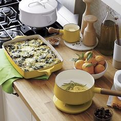 Dansk ® Kobenstyle | Crate and Barrel. Kobenstyle, the Scandinavian enameled steel oven-to-table cookware designed for Dansk® by Jens Quistgaard in 1956, is now back. A collectors' item since going out of production more than 20 years ago, Kobenstyle is crafted of lightweight enameled steel and instantly recognizable for its high-gloss colors, welded cool-touch sculptural handles and inventive lids that double as trivets.