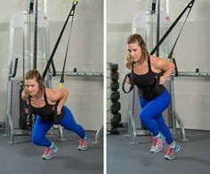 TRX Single-leg Exercises