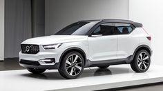 Studien-Doppel aus Schweden: Das ist Volvos Tiguan-Gegener