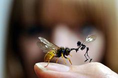 Tessa-Farmer-Skeleton-Fairy-Battling-Wasp-2010-