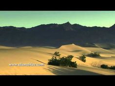 Golden light appears on windy desert sand dunes.     Purchase this clip from A Luna Blue:   http://www.alunablue.com/america-stock-footage/dunes/clip-10.html     A Luna Blue Stock Video.   Imagery for Your Imagination.   http://www.alunablue.com