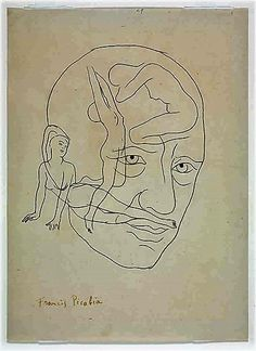 Francis Picabia - What Men have on their minds -1928 -29