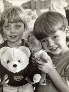 Gemma and Harry.