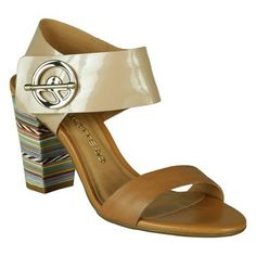 Sandália Bottero Salto Grosso #Summer #Spring #Love #Shoes #Sandalias #Trend #Fashion