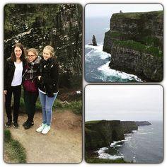 Tatjana verbringt ihr Austauschjahr in Irland und hat bereits viel erlebt wie diesen Ausflug zu den cliffs of moher  #efiamswiss #ef #efexchangestories #efexchangeyear #ireland #cliffsofmoher #beautifulnature #happy #memories High School, Couple Photos, Instagram Posts, Funny People, Ireland, Cordial, Scenery, Couple Shots, Grammar School
