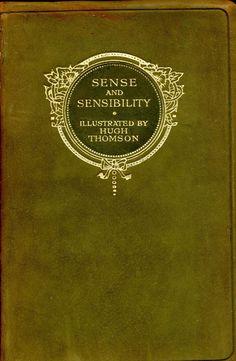 Sense & Sensibility, published by Macmillan in 1911