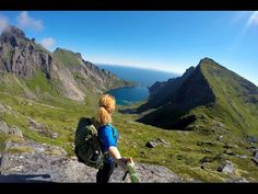 Norway Hiking and Bicycling Lofoten (incl Norddal)