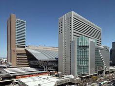 ホテルグランヴィア大阪 Hotel of Osaka #Osaka #Japan Osaka Japan