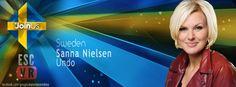 "8 Sweden - Sanna Nielsen ""Undo"" http://www.youtube.com/watch?v=POIAVX7x5qc"