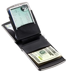 Its a wallet, its a zippo, its a Zippo Stainless Steel Wallet Best Rfid Wallet, Edc Wallet, Pocket Wallet, Card Wallet, Slim Wallet, Rfid Blocking Wallet, Mens Gear, Minimalist Wallet, Cool Gadgets