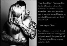 Rule by Jay Crownover....a little Fifty Shades