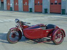 Moto Guzzi Sport 15 Side Car 1932 500cc IOE | Flickr - Photo Sharing!