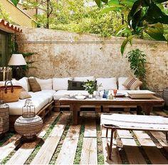 #outdoor space #garden