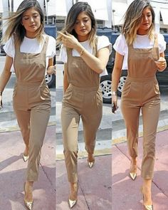 love Kylie's ASOS tailored jumpsuit