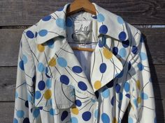 Vintage 60's 50's Ladies Milly of New York belted by Simplemiles, $95.00
