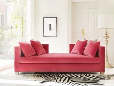 """Coco"" daybed, #CynthiaRowley for #HookerFurniture"