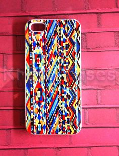 iPhone 5 case, The New iPhone, iPhone 5 cases Cute Aztec Tribal Geometric Pattern iPhone 5 Case For your iphone 5 Black White Fast Ship. $14.95, via Etsy.