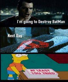 "Here u go superman u get a ""u tired"" star"