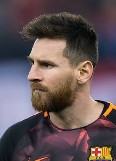 Lionel Messi is well known for his fashionable hairstyles. If you need a stylish cut that can withstand a lot of activity, check out these top 10 Lionel Messi haircuts. Mens Hairstyles With Beard, Undercut Hairstyles, Haircuts For Men, Cool Hairstyles, Lionel Messi Haircut, Lionel Messi Barcelona, Fc Barcelona, Lionel Messi Wallpapers, Gents Hair Style