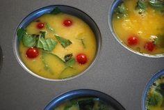 Mini frittatas crustless mini quiche recipe