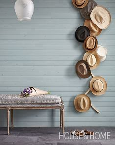 For those of you who need some hat rack ideas more than anyone, I believe you are in love with caps and hats. You must be one of those hats and caps collector o. Find and save ideas about Hat racks, Hat hanger, Diy hat rack in this article. Wall Mounted Hat Rack, Wall Hats, Decor, Diy Decor, Apartment Decor, Wall Hat Racks, Diy Apartments, Home Decor, Diy Hat Rack