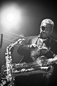 North Sea Jazz Festival Ahoy Rotterdam, #music #photography #blackandwhite