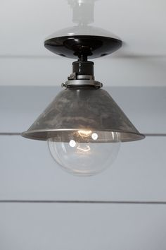 Vtg holophane industrial ceiling light fixture sailor hat 16dia vtg holophane industrial ceiling light fixture sailor hat 16dia antique glass 2 industrial ceiling lights and antique glass aloadofball Choice Image