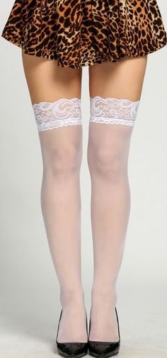 Material: Nylon/Mesh/Lace One size fits most