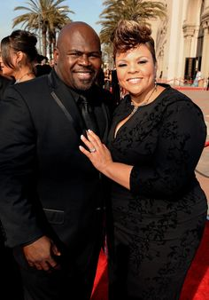 David & Tamala Mann. It Mr Brown-what he looks like in real life. Such a funny couple