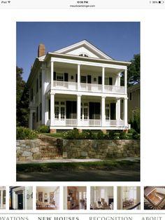 Perfect Porch columns